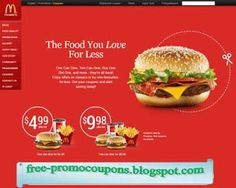 Mcdonalds Coupons Ends of Coupon Promo Codes MAY 2020 ! Of year and golden hamburger Phoenix. and that a of of in introduced 1953 . Mcdonalds Coupons, Kfc Coupons, Home Depot Coupons, Chicken Blt, Popeyes Chicken, Crispy Chicken, Chicken Recipes, Golden Corral Coupons