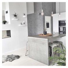 Kitchen inspo  @villalille