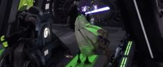 Oh don't mind me! I'll just be at the side doing some droid... stuffhttps://i.redd.it/2dk5kghccyh01.gif