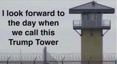 I look forward to the day when this is Trump Tower