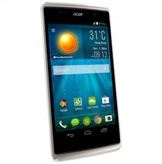 Acer Liquid Z500 is the new handset of the company unveiled at IFA