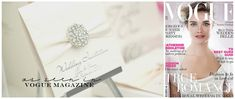Opulence luxury vintage wedding invitations. Luxurious invitations and wedding stationery handmade in the UK with vintage Lace, silky satin ribbon & sparkly vintage crystal with personalised printing front and inside invitations from Made With Love Designs.