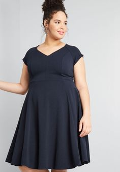 22973b9ecb9 Date Night Done Right A-Line Dress - When your love offers to take you