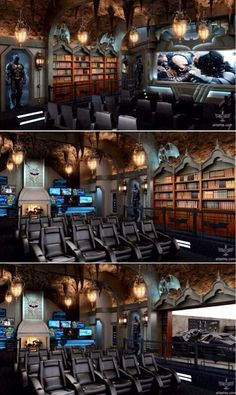 The Ultimate Bat Cave