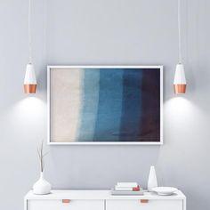 An Indigo Shibori blue Tones Digital Graphic #instantdownload #print #digitalfile #printableart #walldecor #ikeasize #modern #abstract #livingroom #artandcollectibles #bedroom #shibori #bluetones