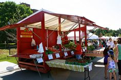 farmers market display ideas - Google Search