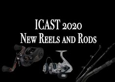 This year's ICAST fishing tackle trade show is taking place online, and we're bringing you some of the highlights in the various categories of lines, lures, rods, reels, apparel and gear. Sport Fishing, Fishing Tackle, Saltwater Fishing Gear, Fishing Magazines, Highlights, Accessories, Fishing Rigs, Fishing Equipment, Highlight