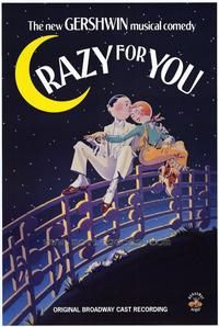 Crazy for You Musical Poster