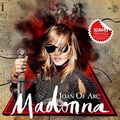 Madonna sing Joan Of Arc (Idaho's Superhero Prayer Mix) by idaho-remixes on SoundCloud Cd Artwork, Rebel Heart, Joan Of Arc, Idaho, Madonna, My Music, Singing, Prayers, Vogue