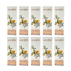 Patanjali DANT KANTI MEDICATED Toothpaste Pack of 10 toothpaste crest  whitening #Patanjali