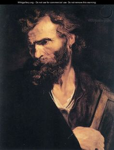 Apostle Jude (or Thaddeus) - Sir Anthony Van Dyck