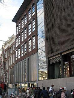 Anne Frank House - Prinsengracht, Amsterdam