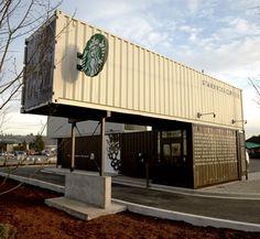 Starbuck: un drive-in écolo