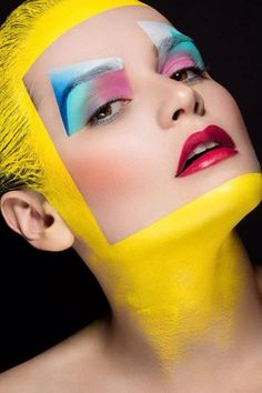 colorful square www.makeup-partner.ch (artist unknown)