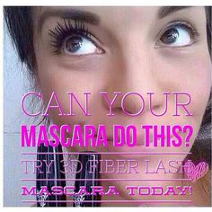 Have you tried 3D Fibre lash mascara yet? 300x the length, thicker lashes.  All natural.  Lasts 2-4 months with every day use.  Perfect for all occasions - weddings, dance recitals, cheerleading, date night, day at the office!