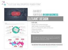 We decided to help you with that and make a list of 10 creative flat PowerPoint templates. Using flat elements in presentation can really increase its...
