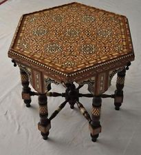 large metal bras golden tray middle eastern moroccan mediterranean - Google Search