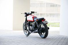 KAWASAKI KZ 550 GT – thecityrider.com