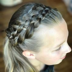5 Strand Dutch Braid into a ponytail for today 👱🏼♀️ 5 Strand Braids, Hair Today Gone Tomorrow, Ponytail, Dutch, Instagram, Dutch Language, Pony Tails, Cola De Caballo, Pigtail Hairstyles