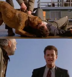 Turner and hooch muffin
