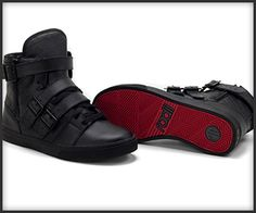 Radii Footwear - straight jackets look dope on a rope in every colorway, event the simple straight black