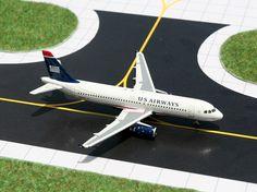 1/400 GeminiJets US Airways Airbus A320-200