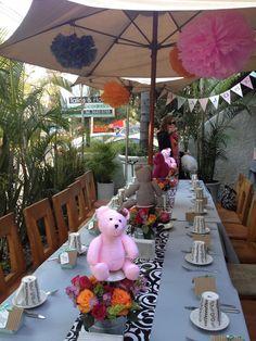 decoration ~ teddy bears & umbrellas