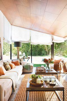 Царство теплых тонов: уютный дом в Испании | Пуфик - блог о дизайне интерьера