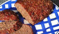 Kluci v akci: Sekaná z mletého masa. Recept na českou klasiku dle Sapíka Meatloaf, Food And Drink, Cooking, Healthy, Hana, Kitchen, Health, Brewing, Cuisine
