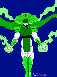 raiden (mortal kombat)/the spectre(dc comics)