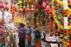 Shopping, Little India. Image by Sarah Reid Lonely Planet