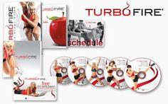 TurboFire Workout Program DVDs Home Workout