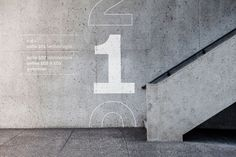 Design Studio Signage Typography New Ideas Graphic Design Studio, Graphic Design Posters, Design Design, Environmental Graphic Design, Environmental Graphics, Hospital Signage, Park Signage, Wayfinding Signs, Sign Board Design