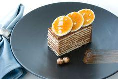 Chocolate Dobos Torte @ PastryPal by Irina