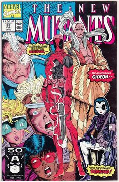 Title: New Mutants | Year: 1983 | Publisher: Marvel | Number: 98 | Print: 1 | Type: Regular | TitleId: f4bc35c2-8478-4094-b378-37d3a208e0eb