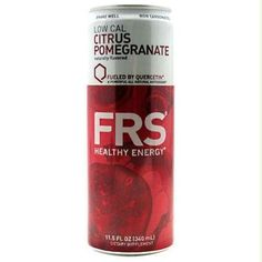 Frs Energy Drink Low Cal Citrus Pomegranate