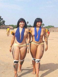 nude xingu tribal girls 10+ Tribe ideas | tribes women, amazon tribe, tribal women
