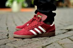 "sweetsoles: Adidas Busenitz - Burgundy/Gum (by. – sweetsoles: ""Adidas Busenitz - Burgundy/Gum (by skatestore) "" Adidas Busenitz, Baskets, Adidas Shoes Outlet, Shoe Collection, New Shoes, Basketball Shoes, Types Of Shoes, Designer Shoes, Adidas Originals"