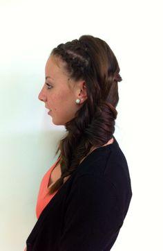 Recogido Marta Cortes - Hair Academy