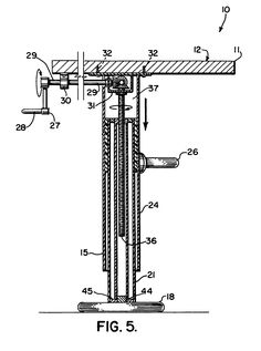 How To Build A Hand Crank Rack And Pinion Mechanism Worm Gear Gears Down A Great Deal In One