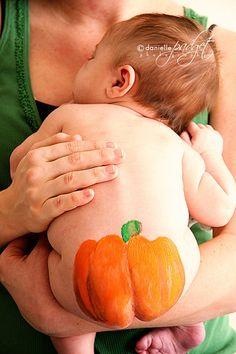 Pumpkin Butt by danielle.padget, via Flickr
