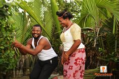 When bae tries to be a comedian #picturebankng #picturebankpreweddings #picturebankweddings