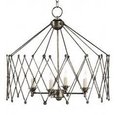 Buy the Currey and Company 9998 Pyrite Bronze Direct. Shop for the Currey and Company 9998 Pyrite Bronze Accordion 4 Light Chandelier and save. Home Lighting, Chandelier Lighting, Modern Lighting, Dining Chandelier, French Chandelier, Transitional Lighting, Bronze Chandelier, Residential Lighting, Contemporary Chandelier