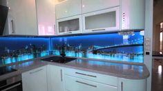 3D MUTFAK Modern Kitchen Cabinets, Mediterranean Homes, House Made, 3d Wallpaper, New Homes, Flooring, Interior, Home Decor, Decorating
