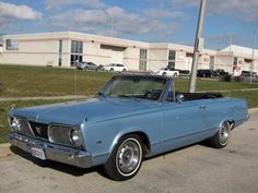 1966 Plymouth Valiant Signet Convertible - Image 1