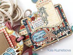 Fun Graphics, Designs & Templates from GraphicRiver Art Journal Tutorial, Mini Album Tutorial, Mini Photo Albums, Mini Albums, Mini Scrapbook Albums, Travel Scrapbook, Handmade Scrapbook, Handmade Birthday Cards, Handmade Cards