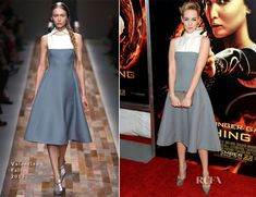 Jena Malone In Valentino – 'The Hunger Games: Catching Fire' New York Premiere