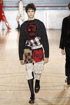 Vivienne Westwood Fall 2017 Menswear Collection | British Vogue