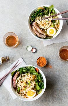 Easy ramen at home from Forage
