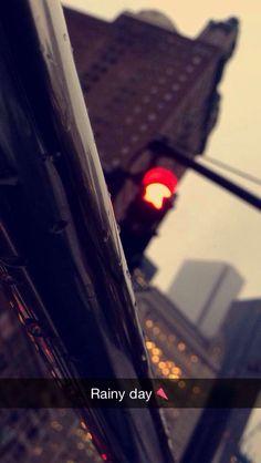 New York City rainy day❤️
